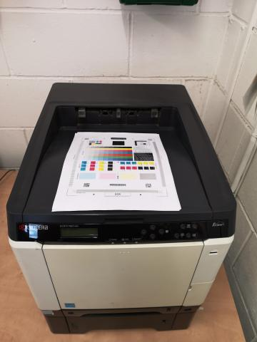 Kyocera colour laser printer P6021cdn
